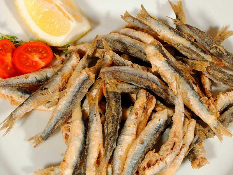 Gavros / anchovy